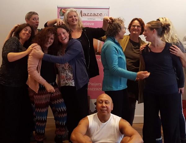 Massage is een tool voor mijn persoonlijke groei