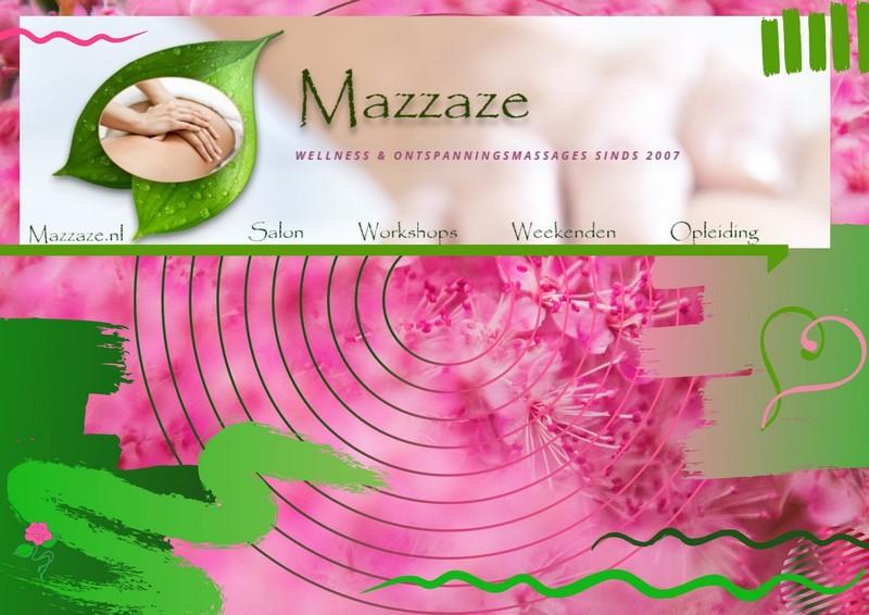Waarom past roze en groen perfect bij massages?